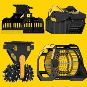 Hidraulični priključci za građevinske mašine